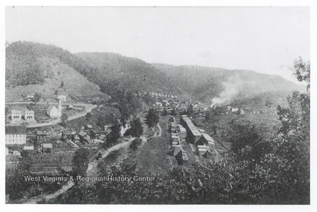 The town of Horton, W. Va.