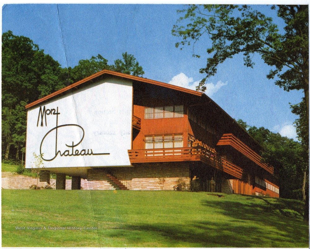 'Newest of the state parks facilities in ultra-modern 55-room Mont Chateau Lodge on Cheat Lake in Monogalia County.'