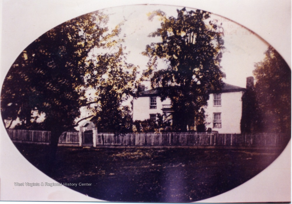 Home of Alfred Beckley Sr., founder of the town of Beckley and Raleigh County, W.Va.  Built in the 1830s.