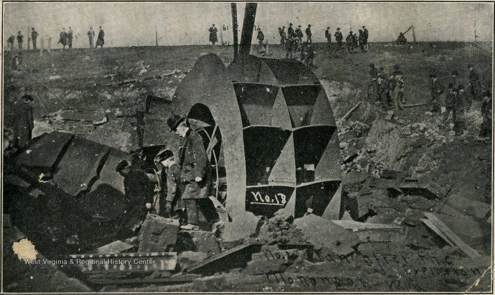 Hellraisers Journal: Rescue at Monongah Mine Disaster