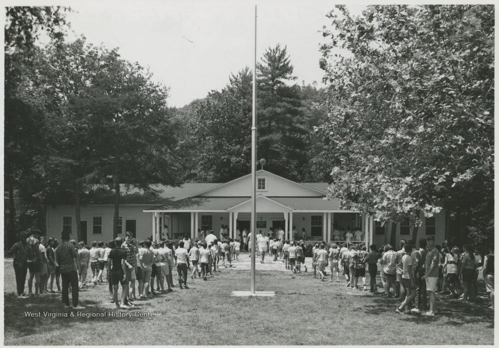Camp Thomas E. Lightfoot, Summers County, W. Va. - West ...