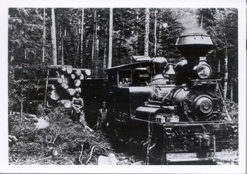 West Virginia Pulp and Paper Company Engine No. 2