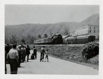Cass - Greenbrier Excursion. Cass, W.Va.