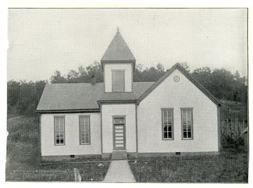 Schoolhouse in Marion County.