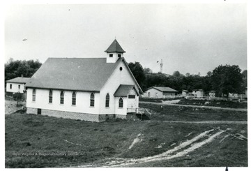 View of the church at Cranberry.