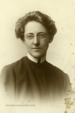 Grace E. Yoakem, director at Scott's Run 1925-1928.