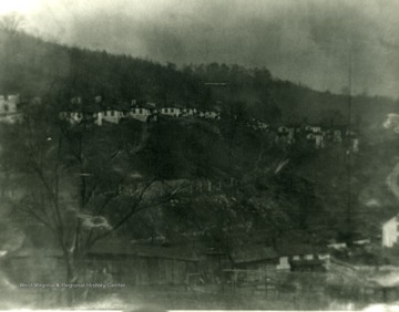 'These homes are gone on both sides of the hills. For more information on Mountaineer Mining Mission, see A&M 2491 (S.C.)'