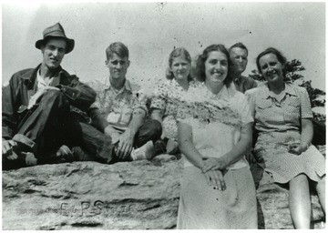 Possibly American Friends Service Committee workers.