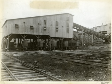 Tipple of the Raine Lumber and Coal Co. in Duo, W.Va.