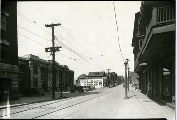 View of Main Street, Grafton, W. Va.