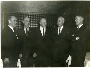 On the far left is Robert Nestor.  On the far right is James Shepherd.