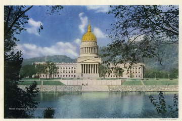 'West Virginia moved its seat of government so many times during the first twenty-two years of its existence that popularly it was said to have a 'Capitol on Wheels.' In brief the capitol was located as follows: At Wheeling from June 20, 1863 to April 1, 1870. (6 years, 7 months, 11 days) At Charleston from April 1, 1870 to May 21 1875. (5 Years, 1 month, 20 days) At Wheeling from May 21, 1875 to May 1885 (9 years, 11 months, 11 days) At Charleston from May 1, 1885 to the present time.