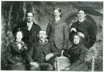 Dr. Asford Brown's wife's family.