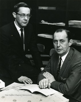 Gordon Pitts and John F. Stasney.