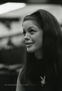 Olson was Miss March 1968.