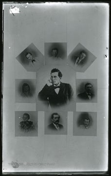 A collection of portraits of A. D. Hopkins, entomologist.