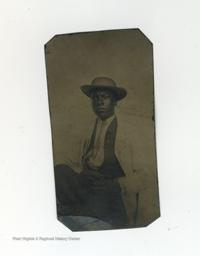 This item was found in Shenandoah Junction, Jefferson County, West Virginia.