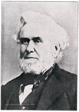 Pierpont served as the governor of the Loyal Government of Virginia during the Civil War and helped to establish the new state of West Virginia.