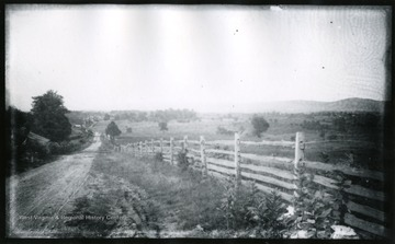 Part of the 1862 Antietam Battlefield near Sharpsburg'168(98)D I.C. 168; August 6, 1884, Wednesday 5:10 pm'
