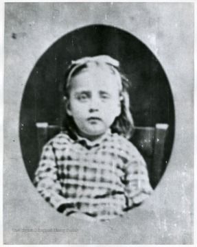 'Born 10/02/1868; daughter of Aretas Brooks and Carrie Watson Fleming.'