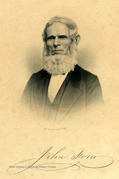 "Soon after the Civil War, John Storer contributed $10,000 towards establishing a college in Harpers Ferry, W. Va. This institution of higher learning was the first college below the Mason- Dixon Line to accept students ""without distinction of race or color"". The school bears the name of it's principle benefactor,  Storer College."