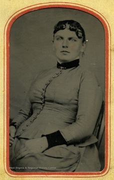 An unidentified woman.