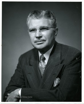 Harry A. Taylor, president of Harry A. Taylor Co., East Orange, New Jersey.