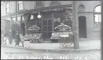 This store was located on 32nd Street in Bellaire, Ohio.