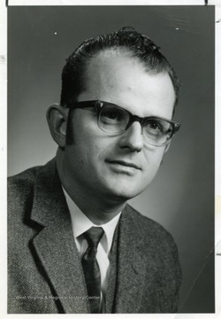 Picture of director Budd Udell.