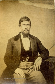 Zadoc Morgan, son of Zackqill Morgan and an officer in the Federal Army, died in hospital at Petersburg, Virginia, December, 1865.