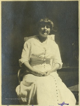 Anna Mathers, mother of Margaret Mathers and wife of Max Mathers.