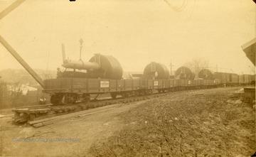 bee4673c9d8 Charles Ward Steam Generators Leaving Plant