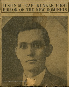 The New Dominion was Morgantown's first daily newspaper. Beginning as a weekly in 1876, the paper start publishing dailies in 1897.