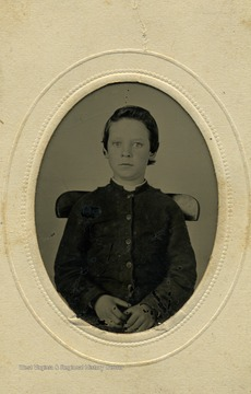 Son of Spencer and Sarah Dayton.