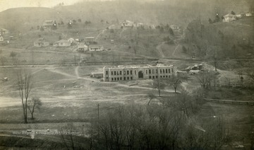 Nearly 70 students were enrolled in the first class when the school opened in 1922.