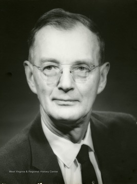 Davis was the Chairman of the WVU Math Department, 1946 to 1960.