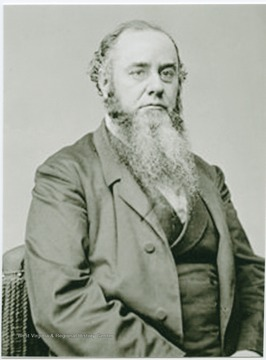 Stanton stayed in close contact with Governors Pierpont and Boreman of the Restored Government of Virginia and West Virginia respectively, during the Civil War. Stanton supported West Virginia statehood and was aware of the need for a strong Union military presence in the region.