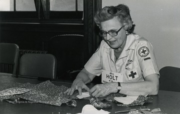 Holt was the first woman to serve as Secretary of State in West Virginia. She was also an active volunteer for the Red Cross. She is most well known for her work in improving the housing and healthcare for the elderly of America.