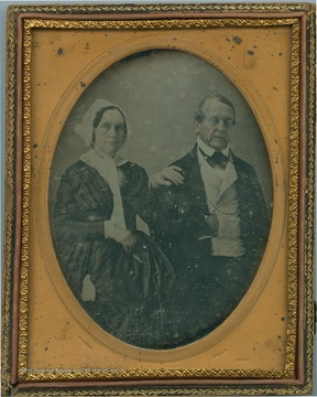 "Parents of reowned, 19th century songwriter, Stephen C. Foster. William was born in Berkeley County, Virginia (West Virginia), marrying Eliza in 1807 and settling in the Pittsburgh area. Their son, Stephen, is hailed as ""The Father of American Music"" composing such famous tunes as, ""Oh! Susanna"" and ""My Old Kentucky Home""."