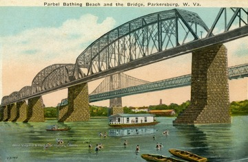 Published by The Parkersburg News Agency. (From postcard collection legacy system--subject.)