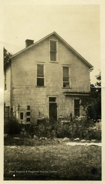 Birthplace of Rush D. Holt.