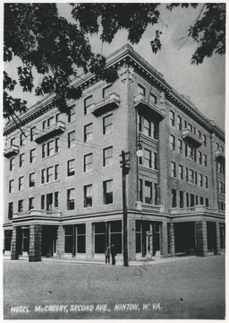 Street view of the building located on 2nd Avenue.