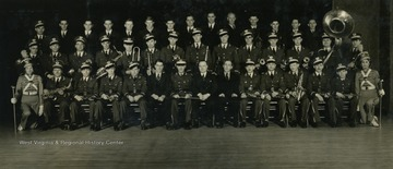 "The brass band of the Martins Ferry Factory had made several headliner appearances on ""It's Wheeling Steel"" radio program, all of which have stimulated added interest in rehearsals, increased their membership, and assisted in the purchase of new uniforms."