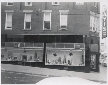 Looking at the building from Rose's Drug Store, located on the corner of Temple Street and Third Avenue.