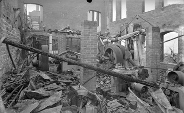Mechanical Hall was destroyed by a fire on the night of March 3rd, 1899.