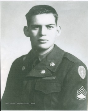 Sgt. David West was basketball star Jerry West's older brother. He was awarded the Bronze Star for meritorious service after dragging a fellow soldier from a rice paddy after he was hit.  David died in the Korean War at age 22 when Jerry was 12.