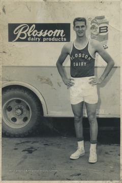 West spent one summer living with the Gattlieb family, who owned Blossom Dairy and Restaurant, during his time playing for the Charleston Summer League. Blossom Dairy and the Gattlieb family sponsored West's summer team.