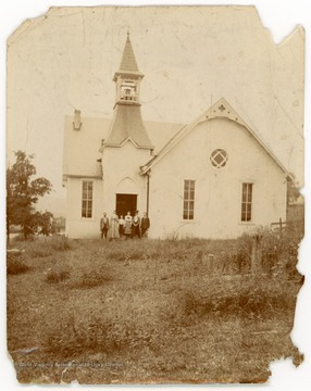 Pleasant Creek Methodist Church was organized in 1800 when Mr. land was donated land for the building.  The church was later rebuilt several times until the current structure was completed in 1903