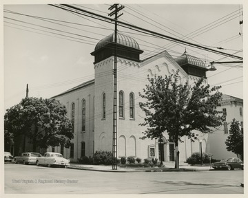 Calvary Church was founded in 1778. The present church sanctuary was built after the war in 1868