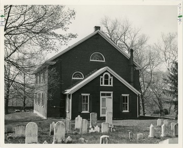 The church in Spring Mills was founded originally by Irish immigrants in 1745 in Falling Waters.  In 1800 the community moved and built a new church.